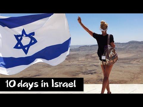 VLOG 1: Israel