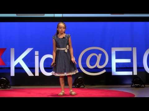 Children's Hospital Rooms | Adilynn Wood | TEDxKids@ElCajon