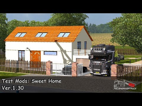[ETS2. V1.30]...PDT...Sweet Home 1.30
