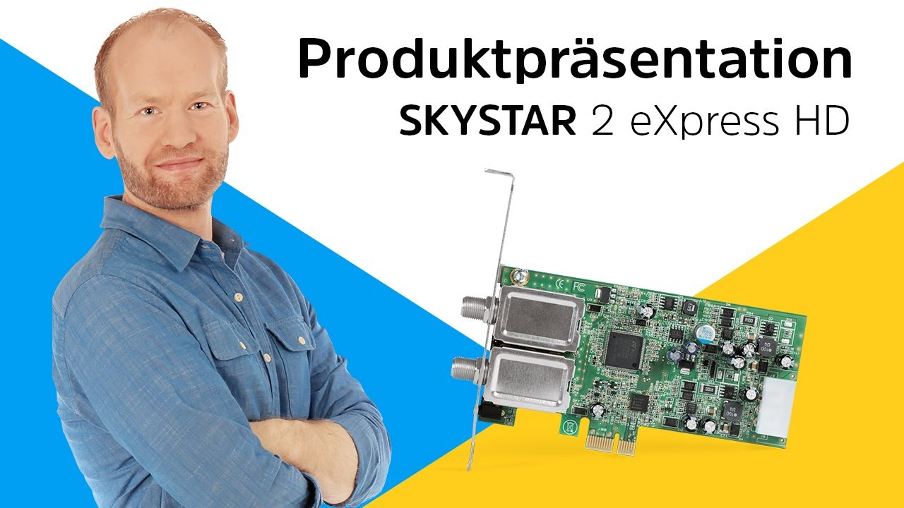 SKYSTAR TÉLÉCHARGER 2 DRIVER SATELLITE CARTE TECHNISAT
