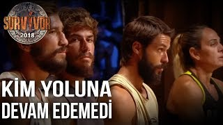 Survivor 2018 | 113. Bölüm | Acun Ilıcalı Büyük Finalde Yoluna Devam Eden 3 İsimi Açıkladı!  |