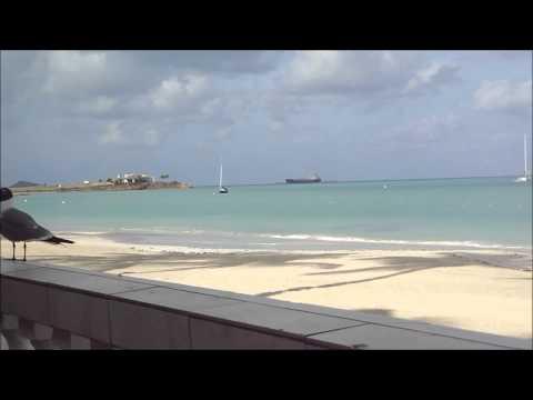 Beautiful Dickinson Bay, Antigua