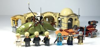 LEGO STAR WARS 75052 MOS EISLEY CANTINA 2014 awesome set!
