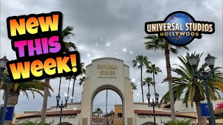 New Universal Construction Update! | Universal Studios Hollywood! (2019)