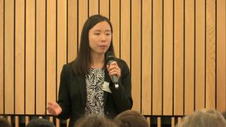 2015 Three Minute Thesis winner Chen Zhao - The Power of 3 Minutes