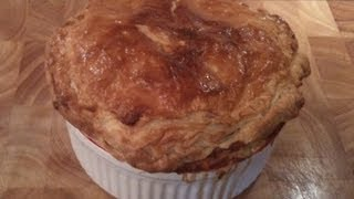 Puff Pastry Chicken Pie Cook-Along Video