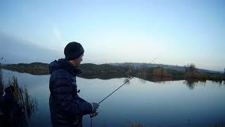 Ловля плотвы/тарани, густеры, красноперки! Бешеный клёв! Ловля белой рыбы на спиннинг!