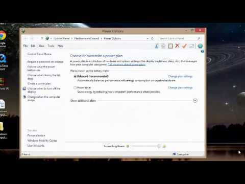 How to Adjust Dell Laptop Screen Brightness : Basic Computer