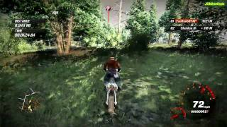 FUEL | PC Gameplay | Motocycle Sprint [HD 720p]