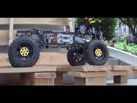 Lego Trial Truck Trial Suv Chassis Youtube