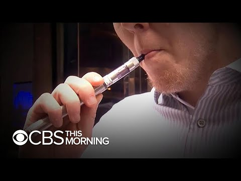 Teens addicted to vaping face lack of treatment options
