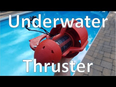 Super Fast Underwater Thruster!!!