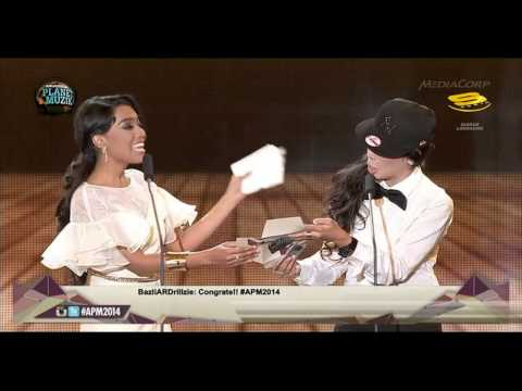 Kolaborasi Terbaik (Lagu) - Mimpi - Aisyah Aziz [Anugerah Planet Muzik 2014]