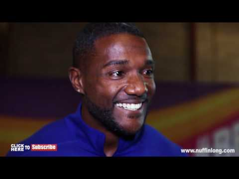 JUSTIN GATLIN SAY'S UNSELFISHNESS HELPED HIM TO BECOME WORLD CHAMPION - Nuffin' Long Athletics
