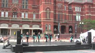 Celtic Rhythm Dancers USA - Cincinnati Celtic Festival 2014 dance 6