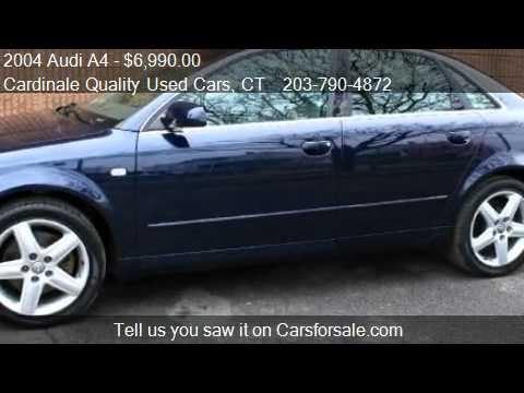 Audi A Quattro With Tiptronic For Sale In Danbur YouTube - Cardinale audi
