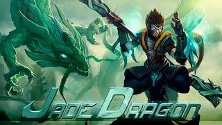 League of Legends: Jade Dragon Wukong (Skin Spotlight)