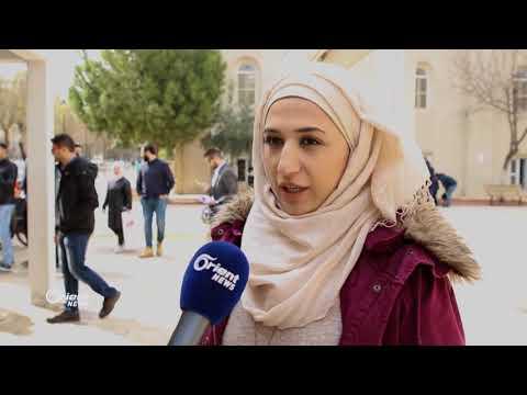 وقفة احتجاجية للسوريين في غازي عنتاب تندد بجرائم النظام في الغوطة  - 18:21-2018 / 3 / 2
