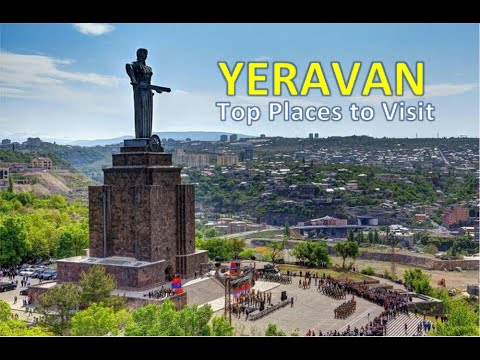 Top Places To Visit In Yerevan Armenia Winter 2018