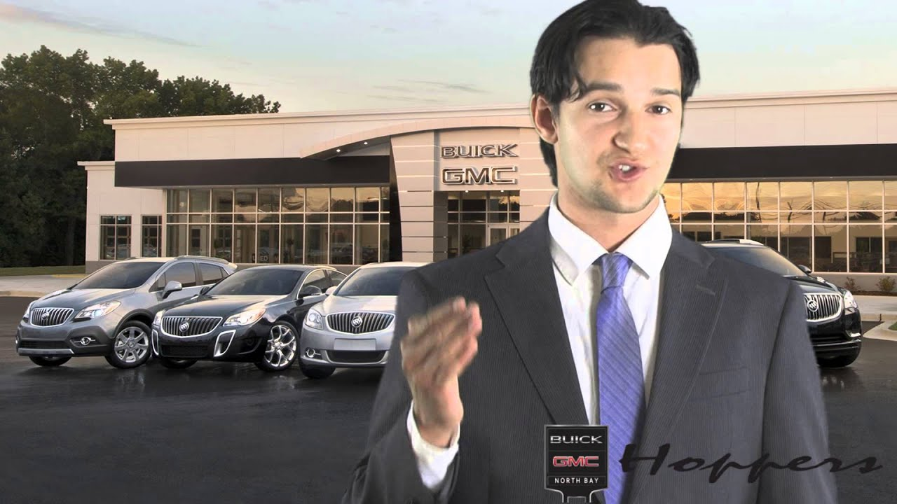 Hopper Buick GMC OF MSRP North Bay