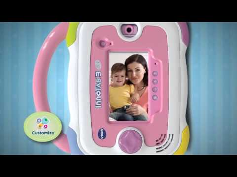 VTech InnoTab 3 Baby Electronic Learning Tablet - One year old loves her inno tab 3 baby