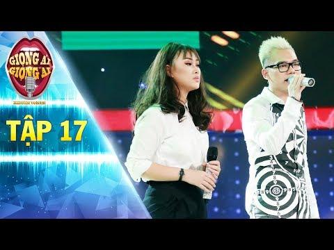 Giọng ải giọng ai 2 | tập 17: Trà My Idol trầm trồ không ngớt màn song ca của Khắc Việt - Thúy Quỳnh