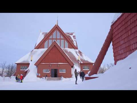 Kiruna: a swedish town being completely relocated