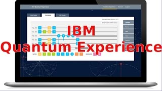 IBM Quantum Experience allows anyone to access IBM's Quantum Computer over the Web