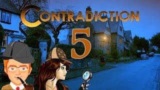 Uh.... 0_0 ~ CONTRADICTION [COLLAB W/ PCOUTCAST] ~ Part 5