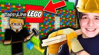 LEGOS CHIQIB UYDA TA'MIRLASH CHTOBY | QURILISH FAOLIYAT QILINGAN CHTOBY ICHIDA