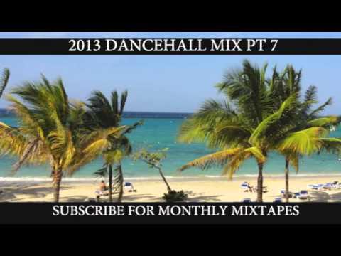 2013 DANCEHALL MIX PT 7 (Block Party Riddim, Brixton Bounce Riddim, Center Forward Riddim)