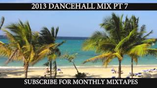 2013 DANCEHALL MIX PT 7 (Block Party Riddim, Brixton Bounce Riddim, Center Forward Riddim)