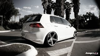 """Golf TSI, rodas concave, aro 19"""", suspensão fixa - keepcars"""