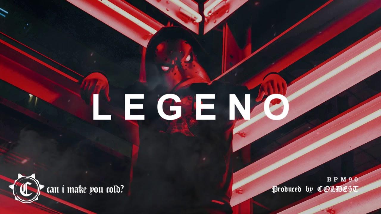 """[무료비트]저스디스 X 스윙스 타입 어둡고 빡센 랩 하기 좋은 레게노 붐뱁비트 """"LEGENO"""" (Prod. COLDE$T)"""