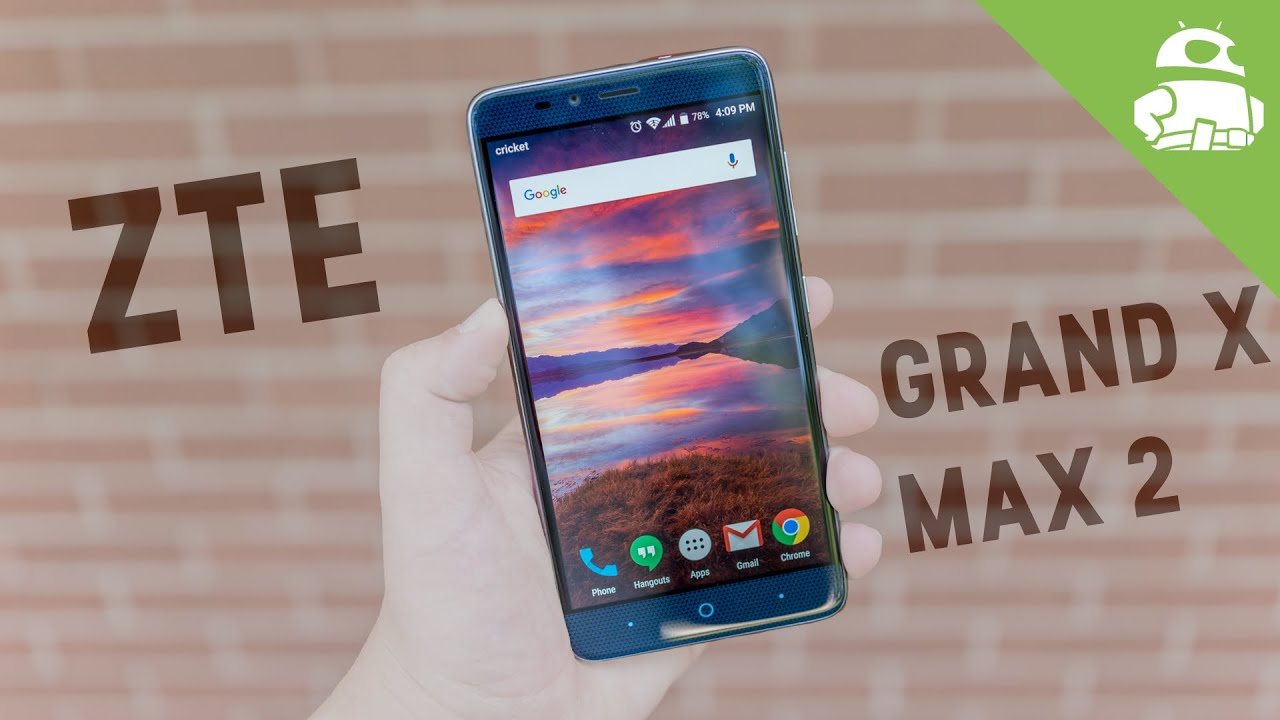 help have zte grand x max 2 review media