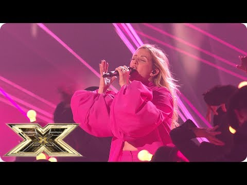 Ellie Goulding Performs Close To Me   Final   The X Factor UK 2018