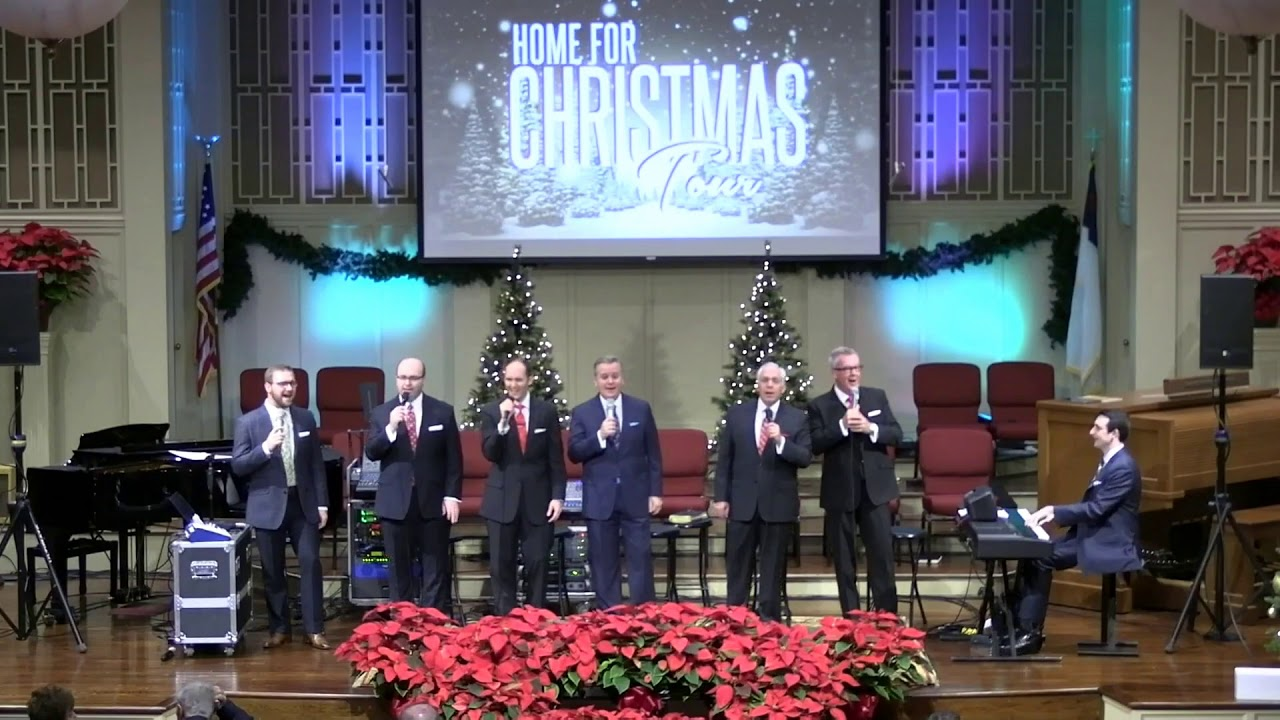 "Christmas Gospel Concert - Christmas Medley with ""Unspeakable Joy"""