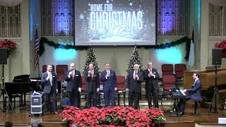 "Christmas Gospel Concert - Christmas Medley with ""Unspeakable Joy"""