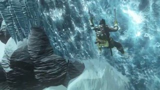 Edge of Nowhere Oculus Rift Gameplay Demo