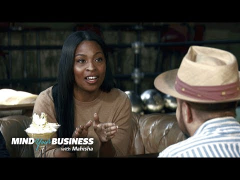 Christy and Rebecca Pitch Their Desserts | Mind Your Business with Mahisha | Oprah Winfrey Network