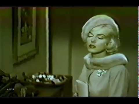 Marilyn Monroe and Cyd Charisse  Rare Raw