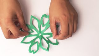 কাগজের ফুল বানানো | Easy Origami for Kids | Paper Crafts | কাগজের তৈরি জিনিস