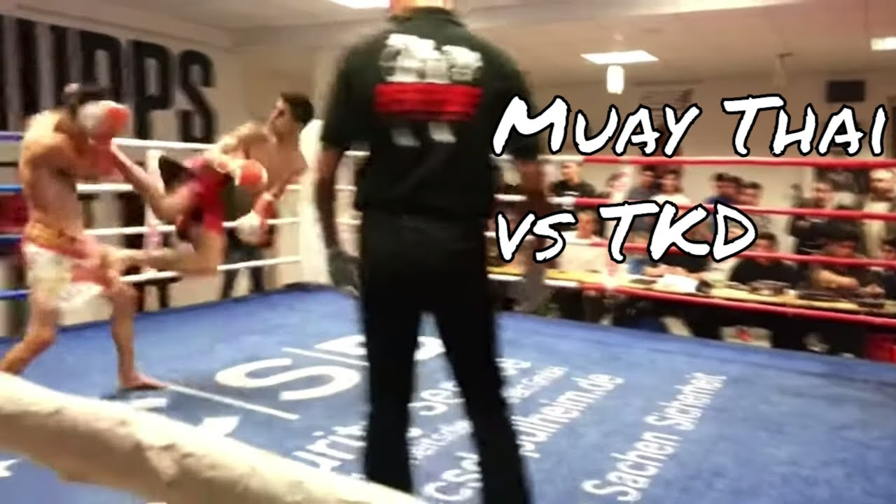 Download Very Effective Taekwondo Against Muay Thai Fighter