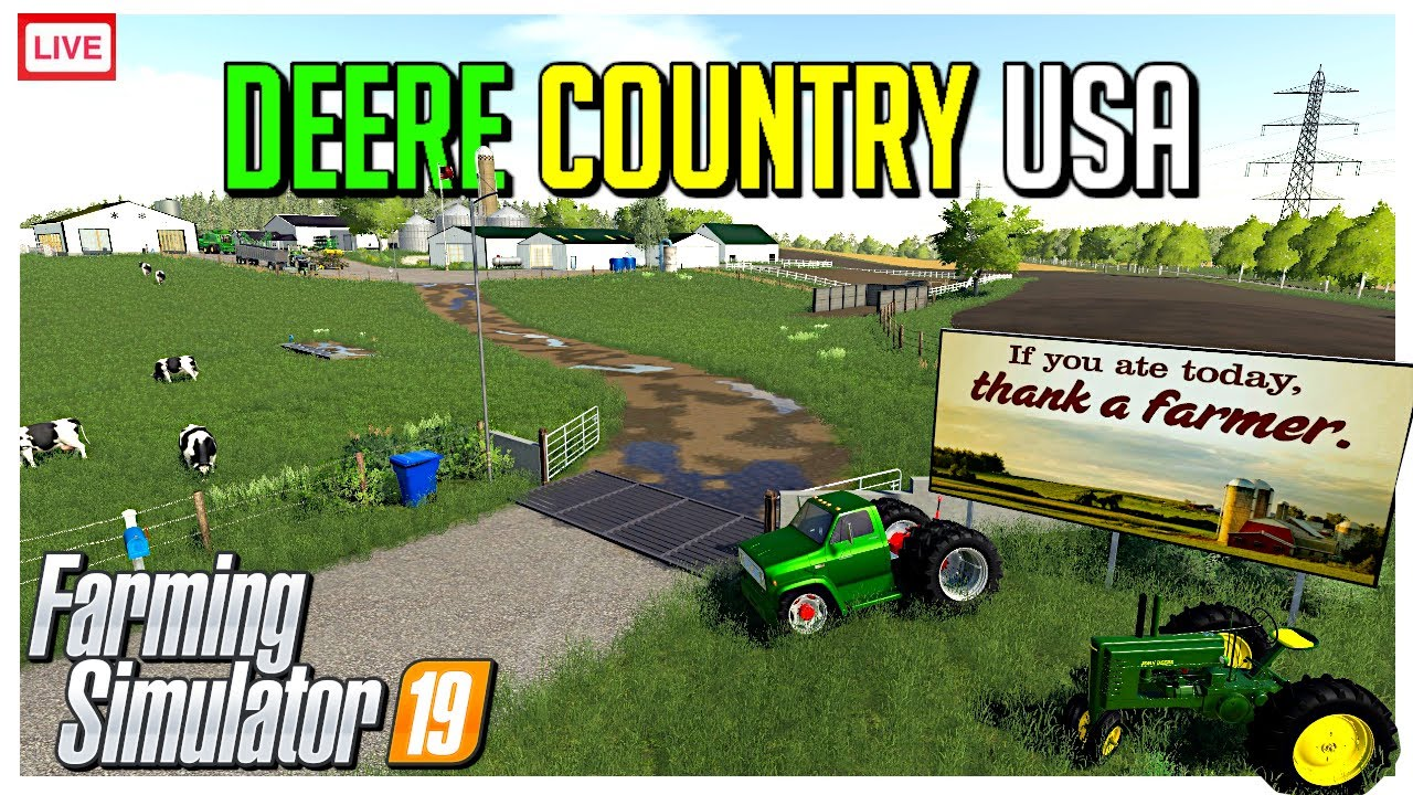 🔴 LIVE |  NEW IOWA MAP,  DEERE COUNTRY RELEASE PARTY