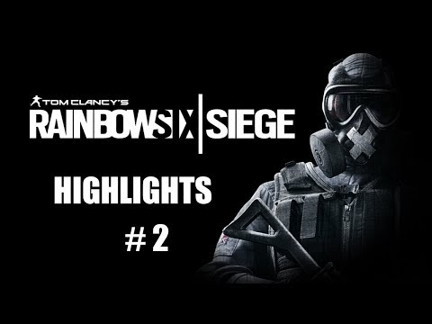 Rainbow 6 Siege Ranked Highlights