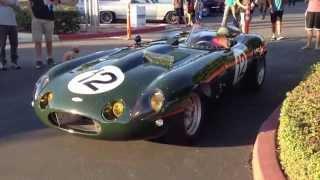 1960's Jaguar E Type Race Car