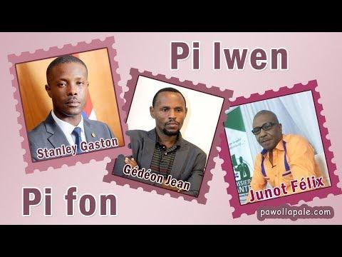 Dimanche 18 février 2018  Pi Lwen Pi Fon  Yon Panel Solid sou Sitiyasyon Peyi a