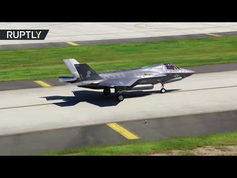 US & S.Korean bombers and jets fly over peninsula in display of force