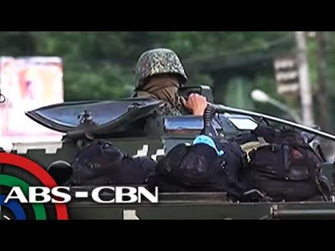 TV Patrol: Patrol base ng militar, sinalakay ng Maute group