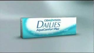 DAILIES AquaComfort Plus(DAILIES AquaComfort Plus - однодневные контактные линзы с уникальным тройным эффектом, производства компании Ciba Vision...., 2011-09-11T12:19:20.000Z)